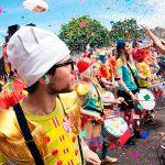 O Carnaval de Itacaré e seu Eco Folia