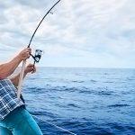 Pescando em Itacaré/BA