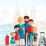 Dicas para planejar uma viagem inesquecível com a família