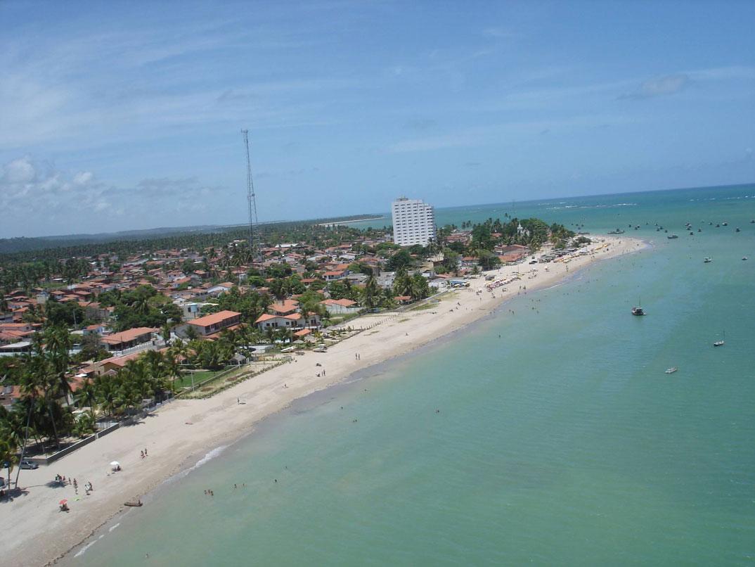 Praia São José em ITACARÉ – Um lugar paradisíaco na Bahia