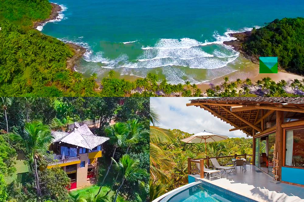 Compra fracionada de casas na praia facilita acesso ao luxo