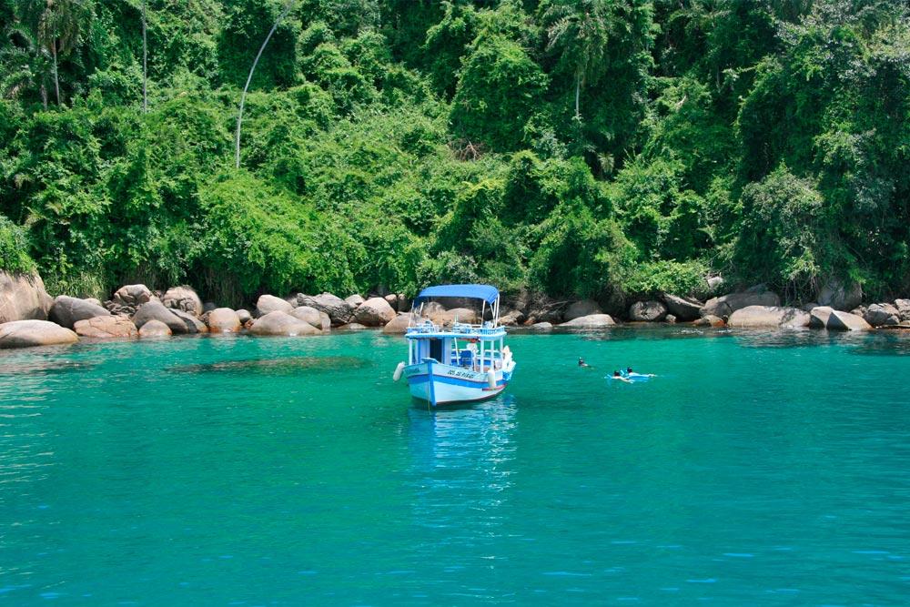 Destinos turísticos: Paraty