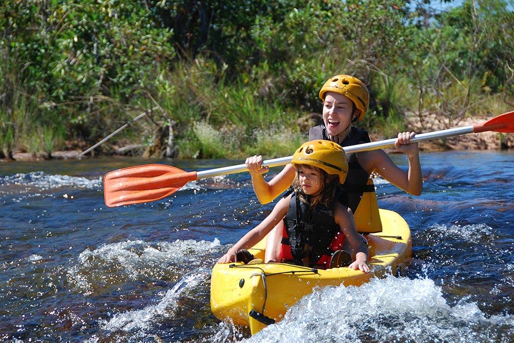 Segurança na prática de canoagem: Fique atento aos cuidados da modalidade