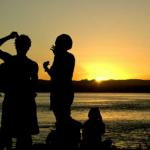 Pôr do Sol na Ponta do Xaréu: cartão postal de Itacaré