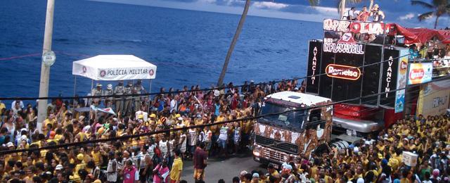 A Magia do Carnaval da Bahia