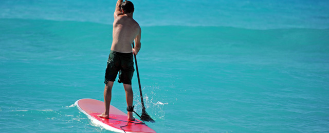 Pratique Stand Up Paddle em Itacaré