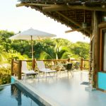 As casas do Itacaré Paradise