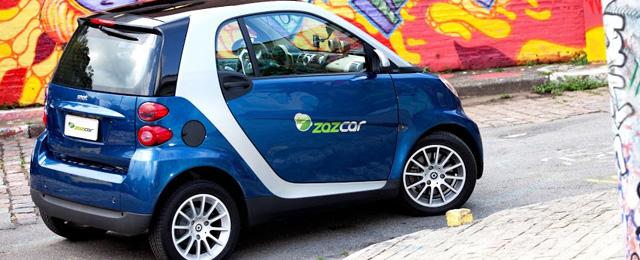 Carsharing – O compartilhamento de carros já existe em São Paulo