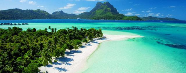 As ilhas mais paradisíacas do mundo